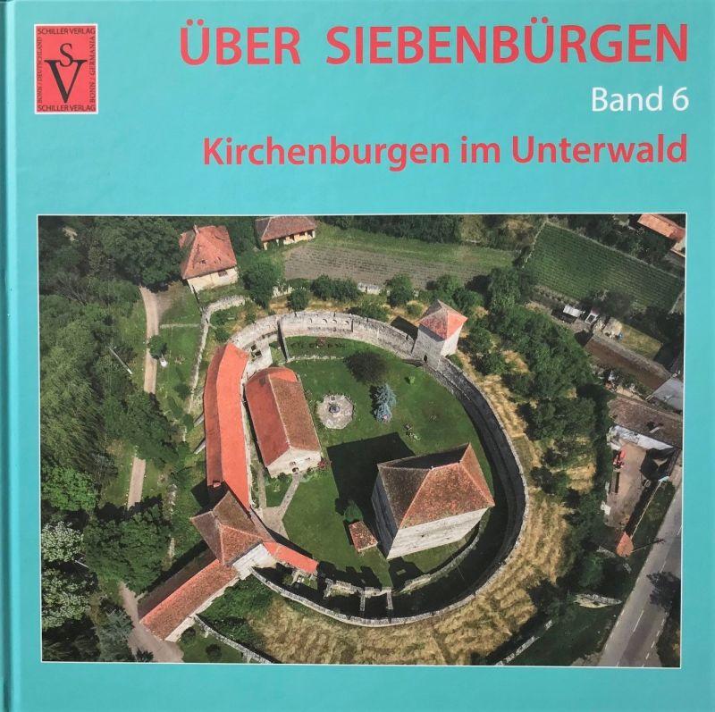 Buchcover Ueber Siebenbuergen Band 6