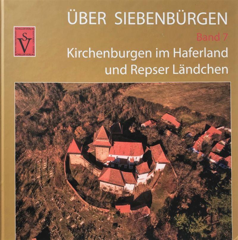 Buchcover Ueber Siebenbuergen Band 7