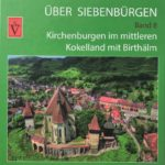 Buchcover Ueber Siebenbuergen Band 8