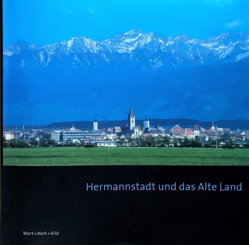 Cover des Bildbands Hermannstadt und das Alte Land