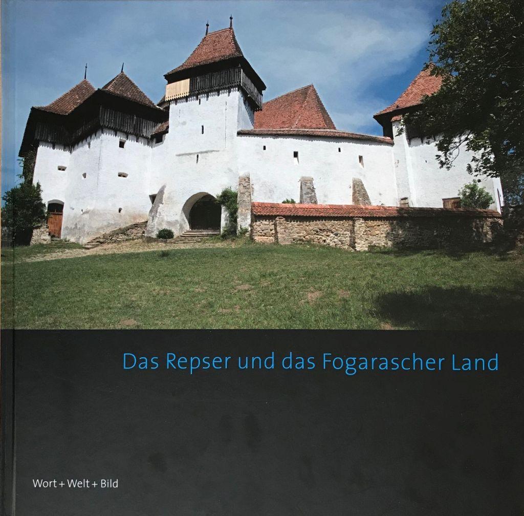 Cover-Vorderseite des Bildbands Das Repser und das Fogarascher Land