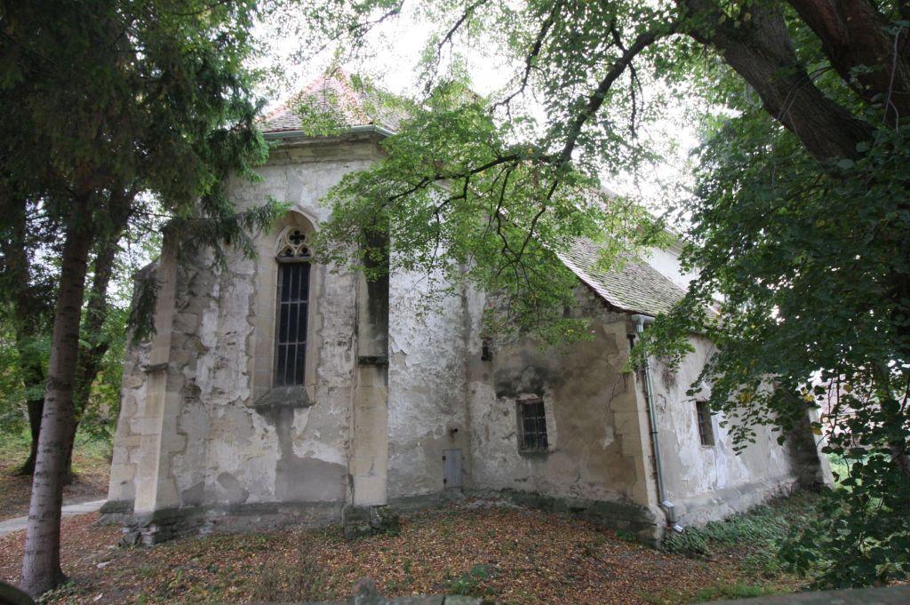 evangelische Pfarrkirche in Stolzenburg / Slimnic, Siebenbuergen