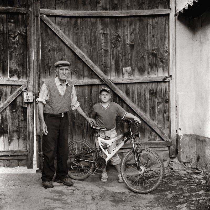 Fotografie Andreas und Jonas Kirchner aus Malmkrog; Bildband Siebenbuergen suesse Heimat von Thomas Heller
