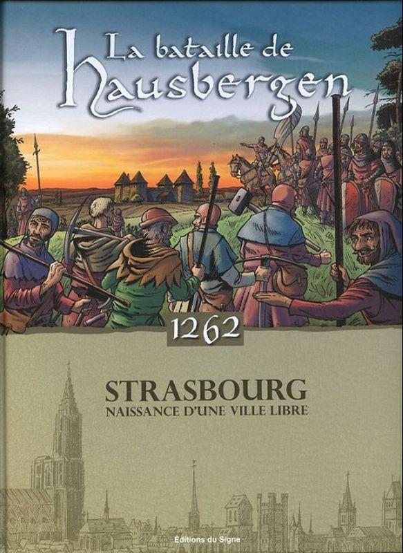 Cover des Comics La Bataille de Hausbergen