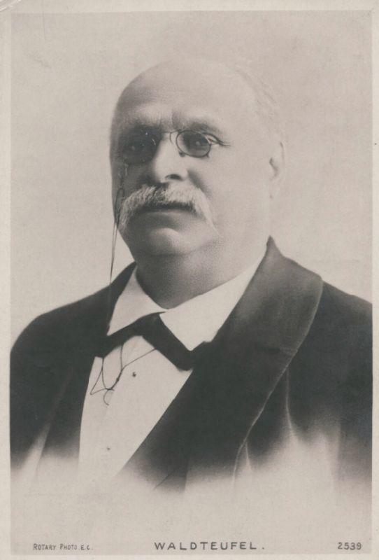 Emile Waldteufel, franzoesischer Komponist