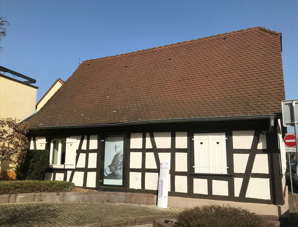 ehemaliges Wohnhaus der Familie Waldteufel in Bischheim