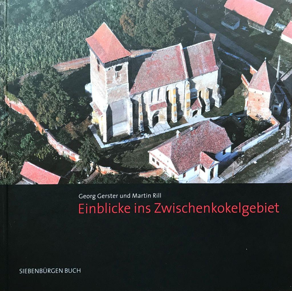 Cover des Buches Einblicke ins Zwischenkokelgebiet von Martin Rill