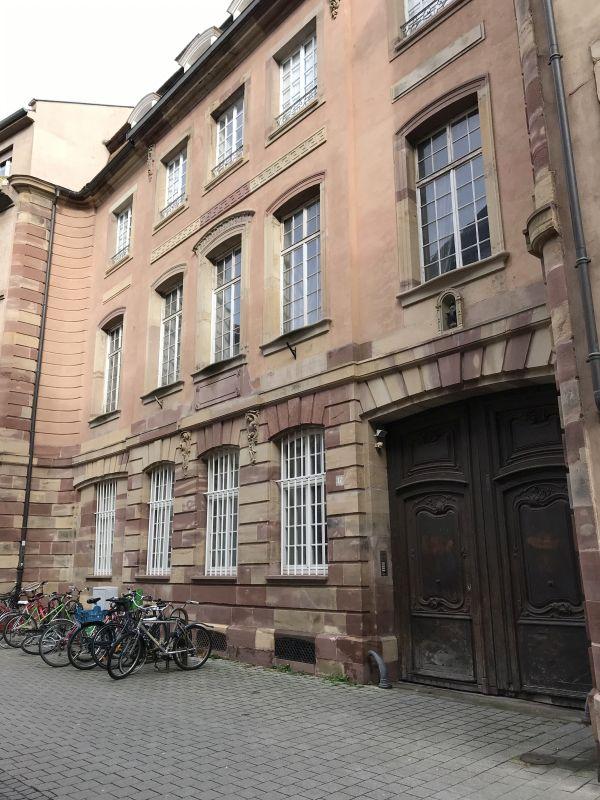 ehemaliges Wohnhaus Buergermeister de Dietrich, Rue des Charpentiers Strasbourg