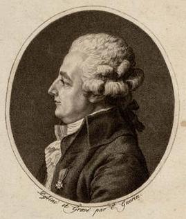 Baron Frédéric de Dietrich, Buergermeister von Strasbourg von 1790-1792
