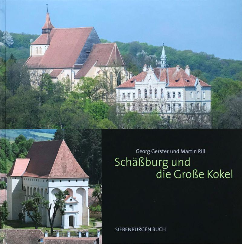 Cover des Buches Schässburg und die grosse Kokel von Martin Rill