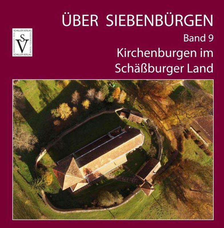 Buchcover Ueber Siebenbuergen Band 9
