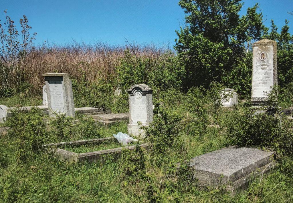 Friedhof in Woelz aus dem Buch Einblicke ins Zwischenkokelgebiet von Martin Rill