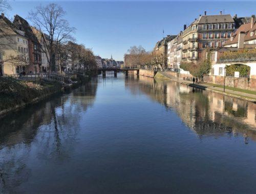 Ill-Ufer Straßburg