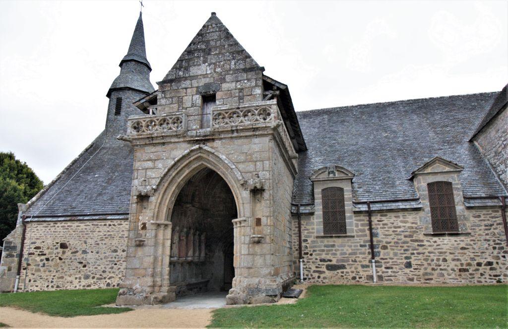 Kapelle Kermaria an Iskuit Bretagne