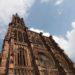 Westfassade Kathedrale von Strasbourg