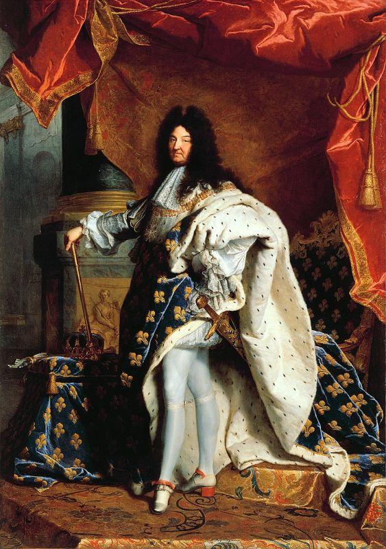 Gemaelde Louis XIV.