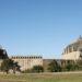 Schloss und Residenz der bretonischen Herzoege in Suscinio in der Suedbretagne