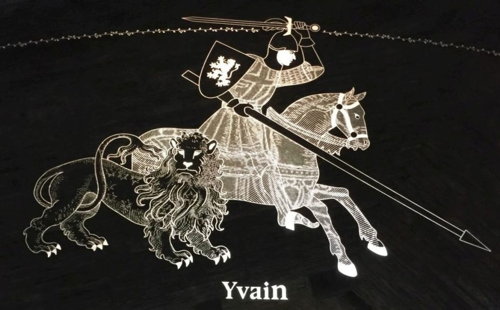 Yvain, Ritter der Tafelrunde