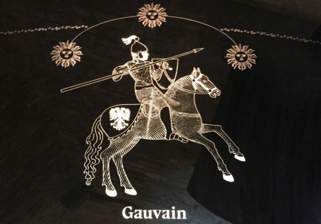 Gauvain, Ritter der Tafelrunde