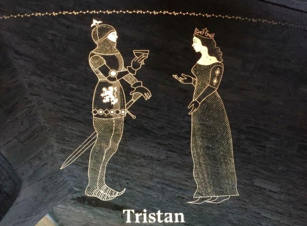 Tristan, Ritter der Tafelrunde