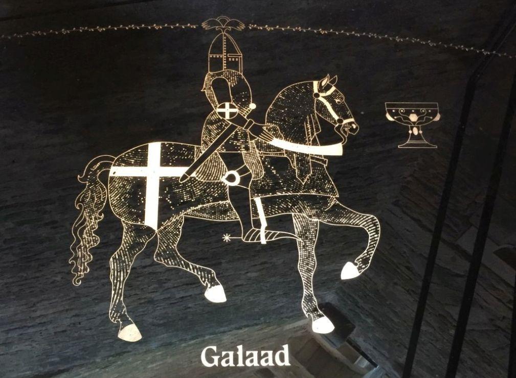 Galaad, Ritter der Tafelrunde