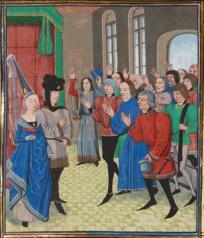 Jean de Montfort, Herzog der Bretagne