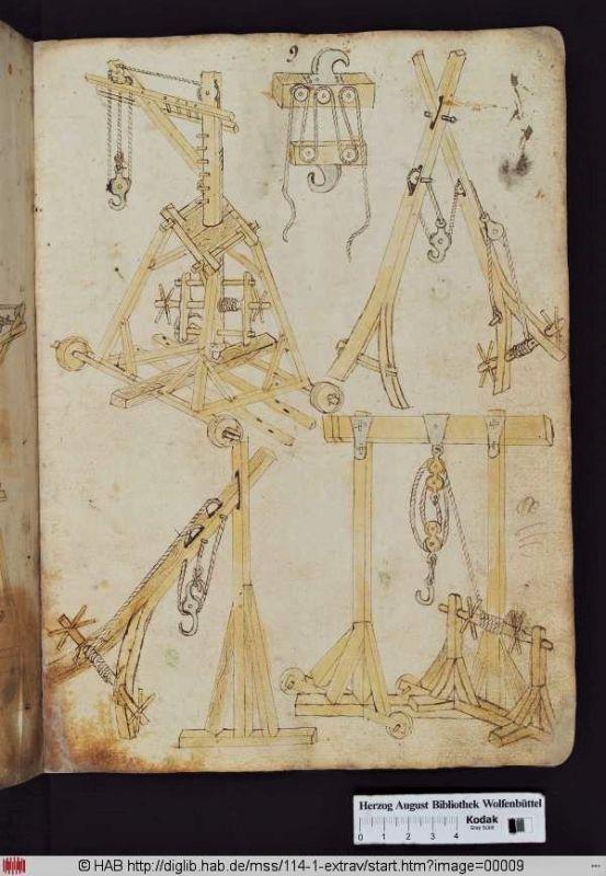 Musterbuch des Baumeisters und Steinmetz Hans Hammer