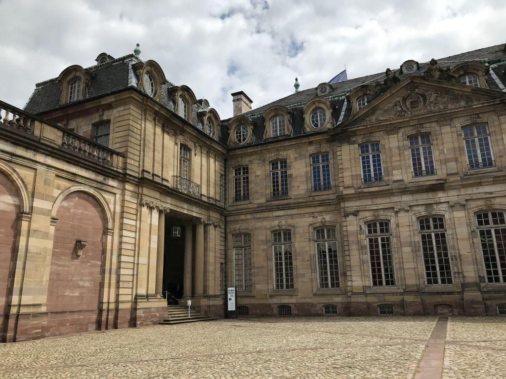 Palais Rohan - Museum der Schönen Künste - Strasssburg