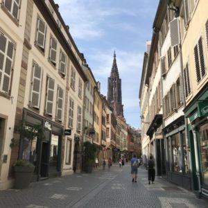 Rue des Juifs Strasbourg