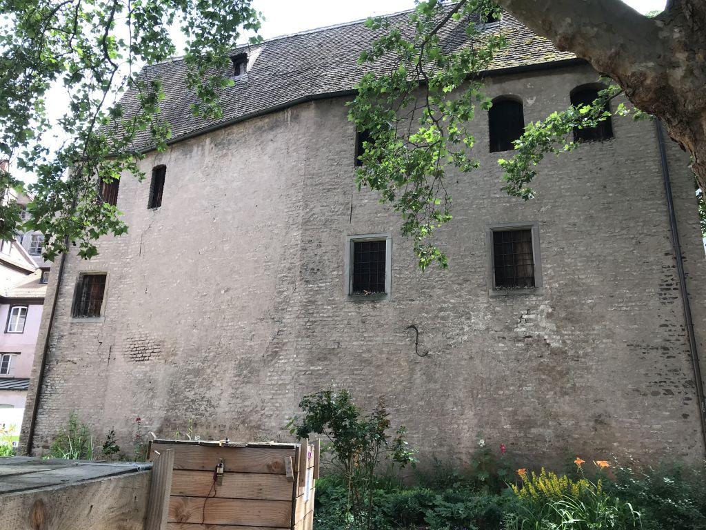 ehemaliger Getreidespeicher in Strasbourg