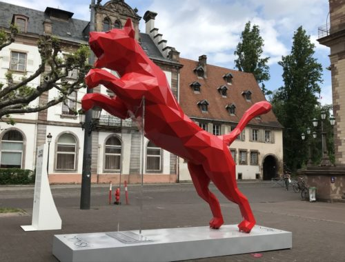 TheCat - Richard Orlinski - L'Industrie Magnifique-2021