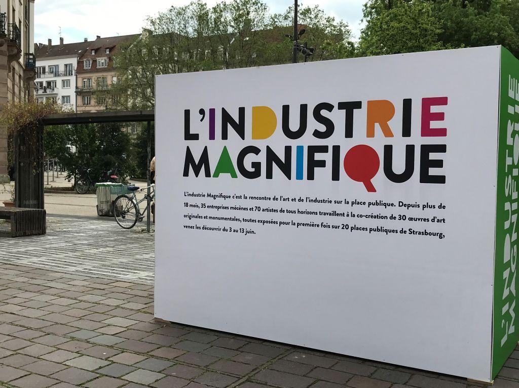 L'Industrie Magnifique-2021