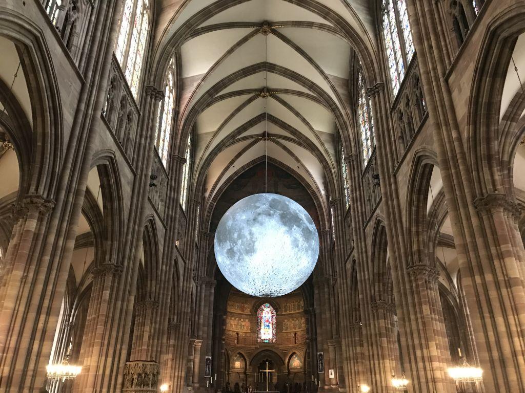 Museum of the Moon - L'Industrie Magnifique-2021