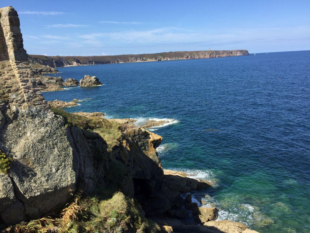 Smaragdkueste im Norden der Bretagne