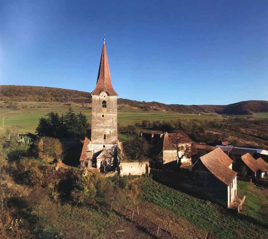 Kirchenburg von Felldorf aus Band 9 Kirchenburgen im Schaessburger Land
