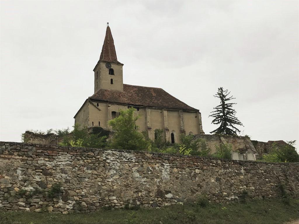 Kirchenburg Dobring in Siebenbuergen